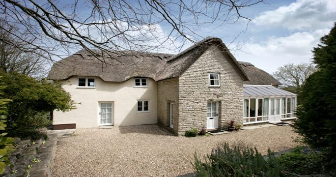 Church holiday cottage in Studland