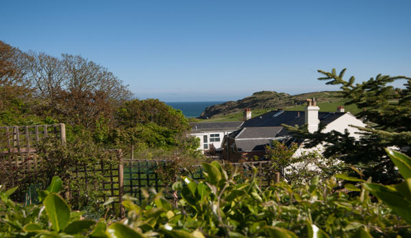 self catering cottage in lulworth view