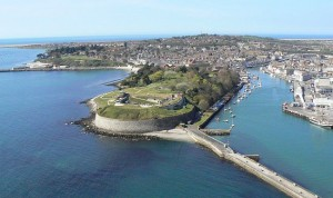 Nothe Fort in Weymouth