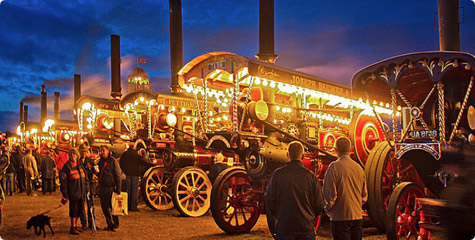 Best Family Day Out Country Fairs In Dorset