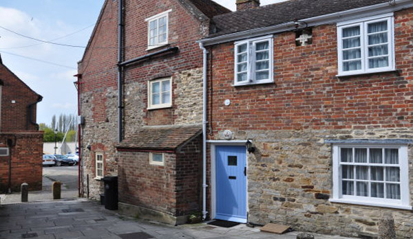 Bronte Holiday Cottage In Wareham External View