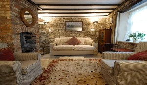 Bronte Holiday Cottage In Wareham Lounge