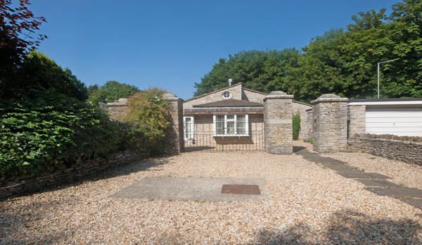 Tanglewood Bungalow in Swanage Extern