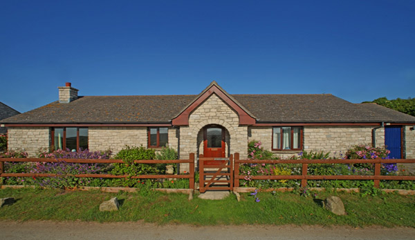 Winspit View Cottage To Rent In Worth Matravers External View