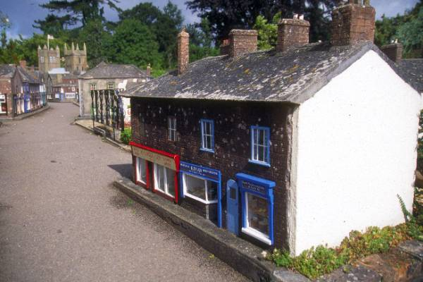 holiday home near wimborne model town