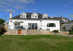Tilshead Five Star Luxury Accommodation For Large Parties External View