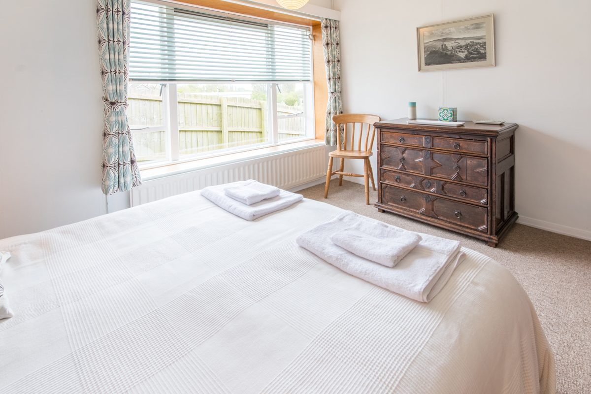 Large holiday cottage in Dorset with log burner second bedroom