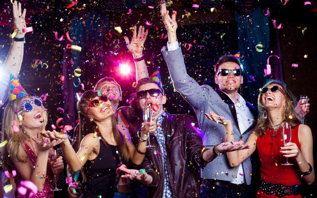 6 of the Best Fancy Dress Ideas for New Years Eve in Swanage