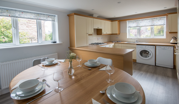 self catering holiday cottage in langton matravers dorset kitchen