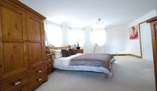 holiday home near wimborne double bedroom 2