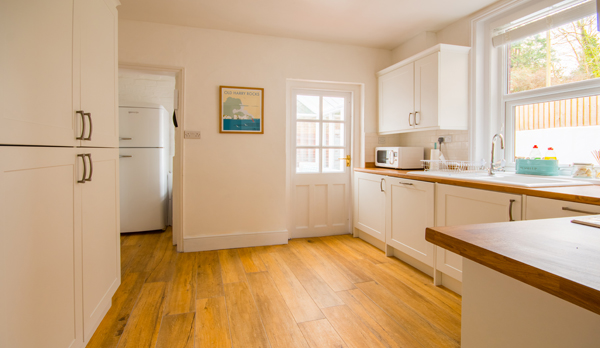 holiday home in wareham kitchen 2