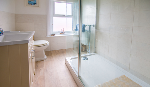 holiday home in wareham bathroom