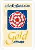 holiday let with a gold award