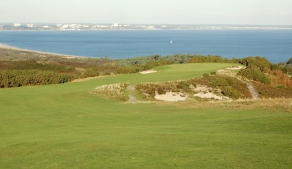 holiday cottage in studland isle of purbeck golf club