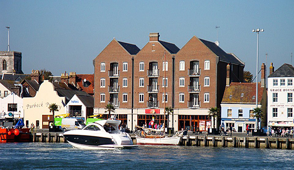 holiday cottage complex dorset poole quay