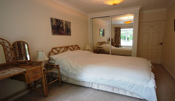 tanglewood holiday bungalow in swanage double room