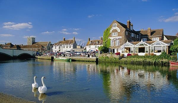 family_holiday home in corfe castle wareham quay