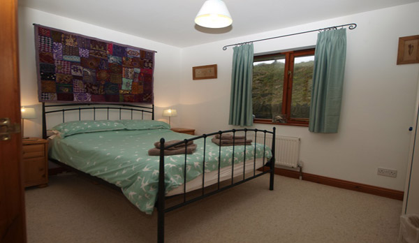 cottage to rent in worth matravers double room