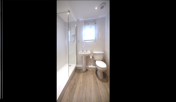 cottage to rent in worth matravers bathroom