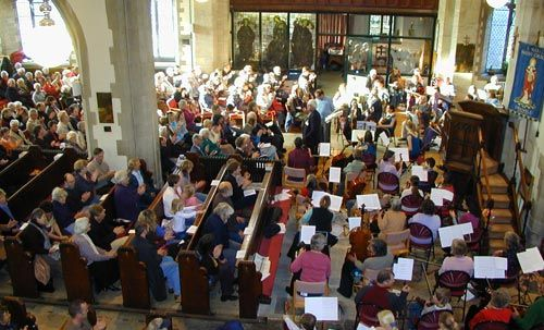 Add some Strings to your bow at the Purbeck Strings Festival!