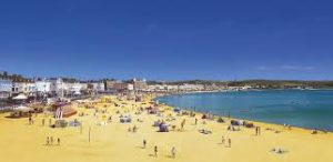 weymouth beach holidays