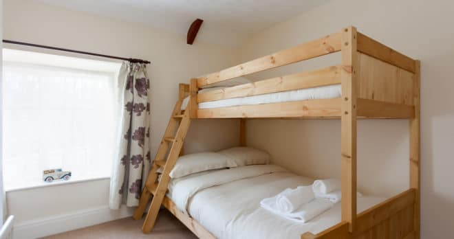 holiday home weymouth bunk bed