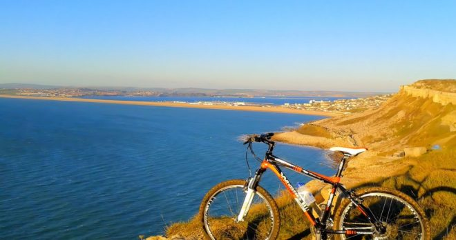 holiday home weymouth cycle hire