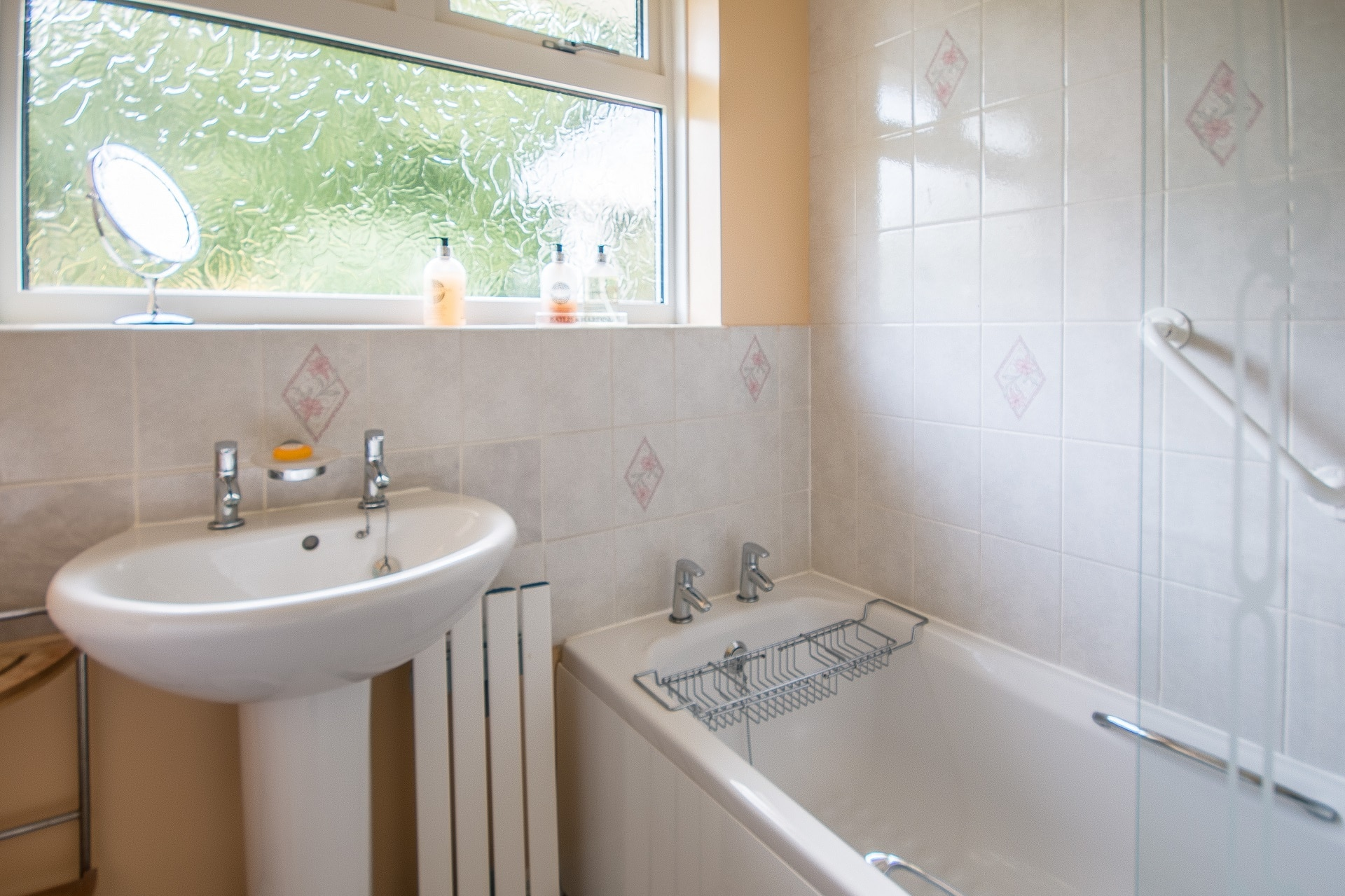 holiday cottage blandford dorset bathroom