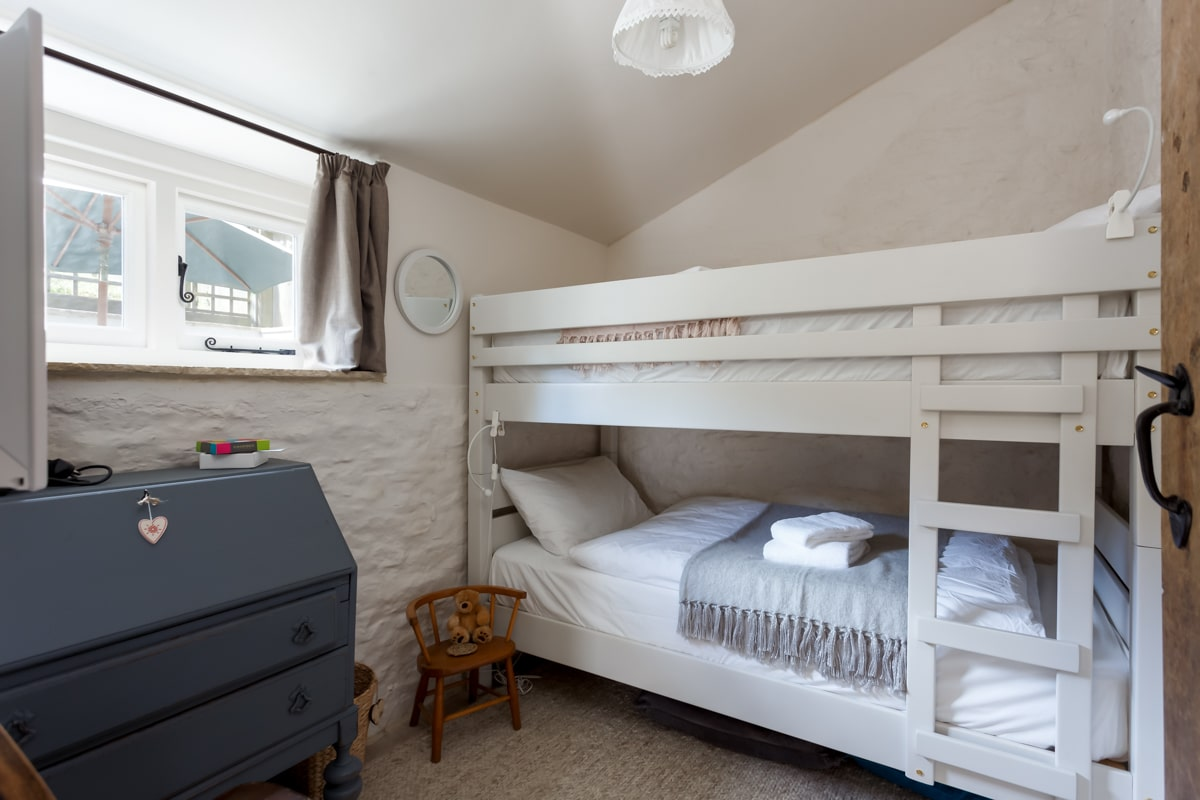 luxury purbeck accommodation double room