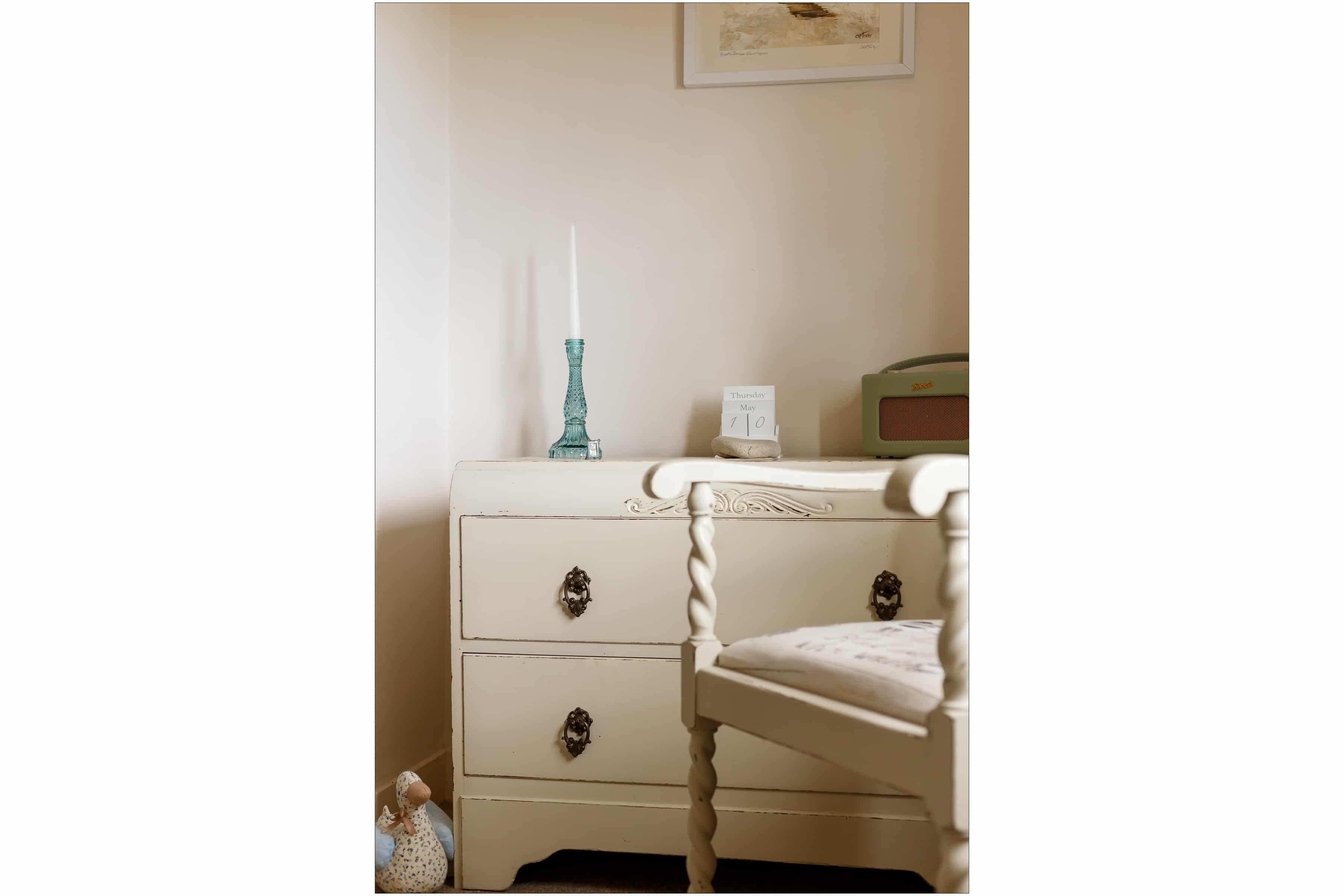 luxury purbeck accommodation bedside