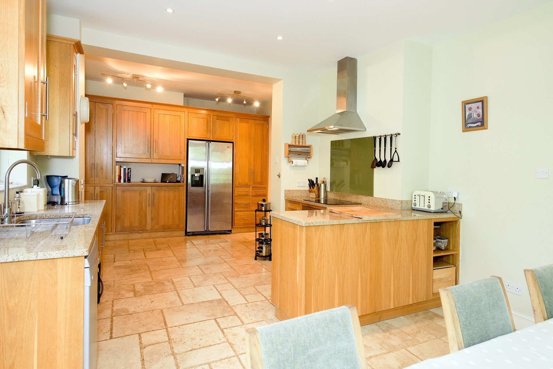 fabulous holiday home in church knowle kitchen