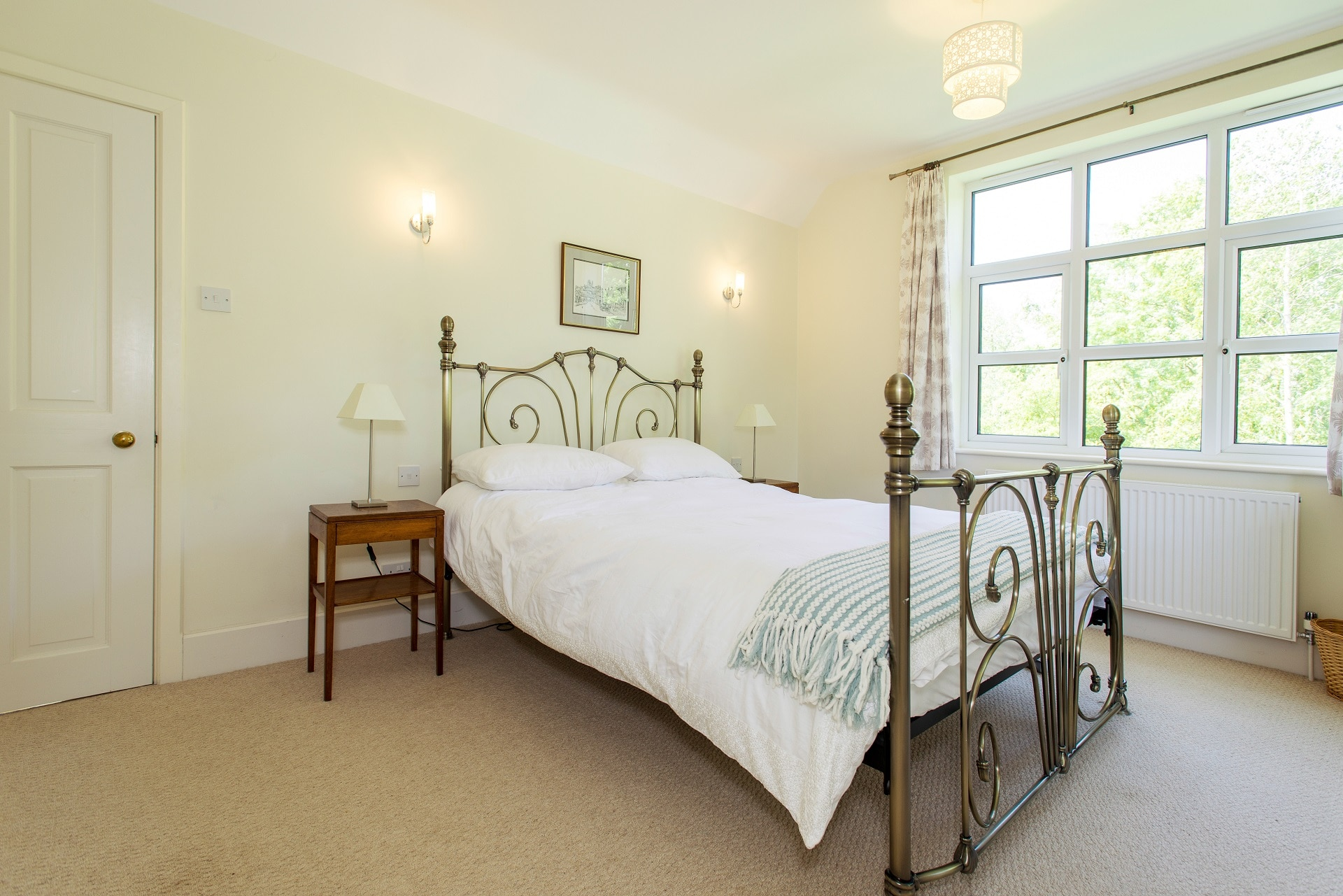 fabulous holiday home in church knowle bedroom 2