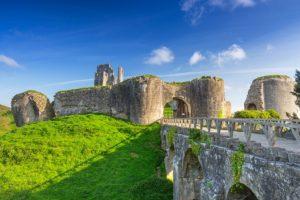 short breaks in corfe castle