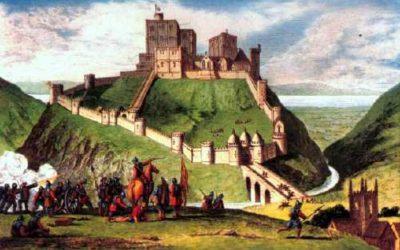 Explore Hidden Corfe Castle